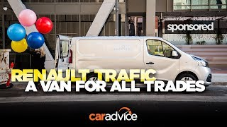Renault Trafic: A van for all trades [sponsored]