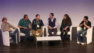 LinuxCon + CloudOpen Europe 2014 - Linux Kernel Developer Panel
