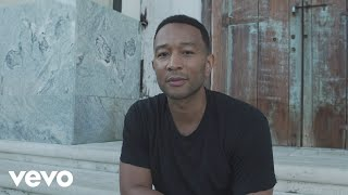 John Legend - Preach - Behind the Scenes