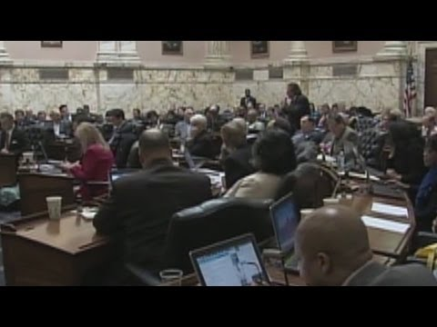 Maryland House of Delegates passes state budget