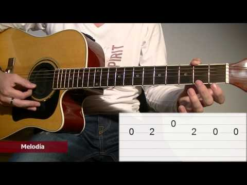 How to play Ode to Joy (L.V.Beethoven): Acoustic Guitar Tab Lesson TCDG