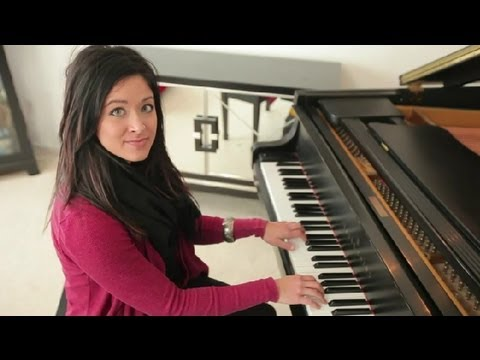 Beginning Piano Hand Placement : Piano Lessons