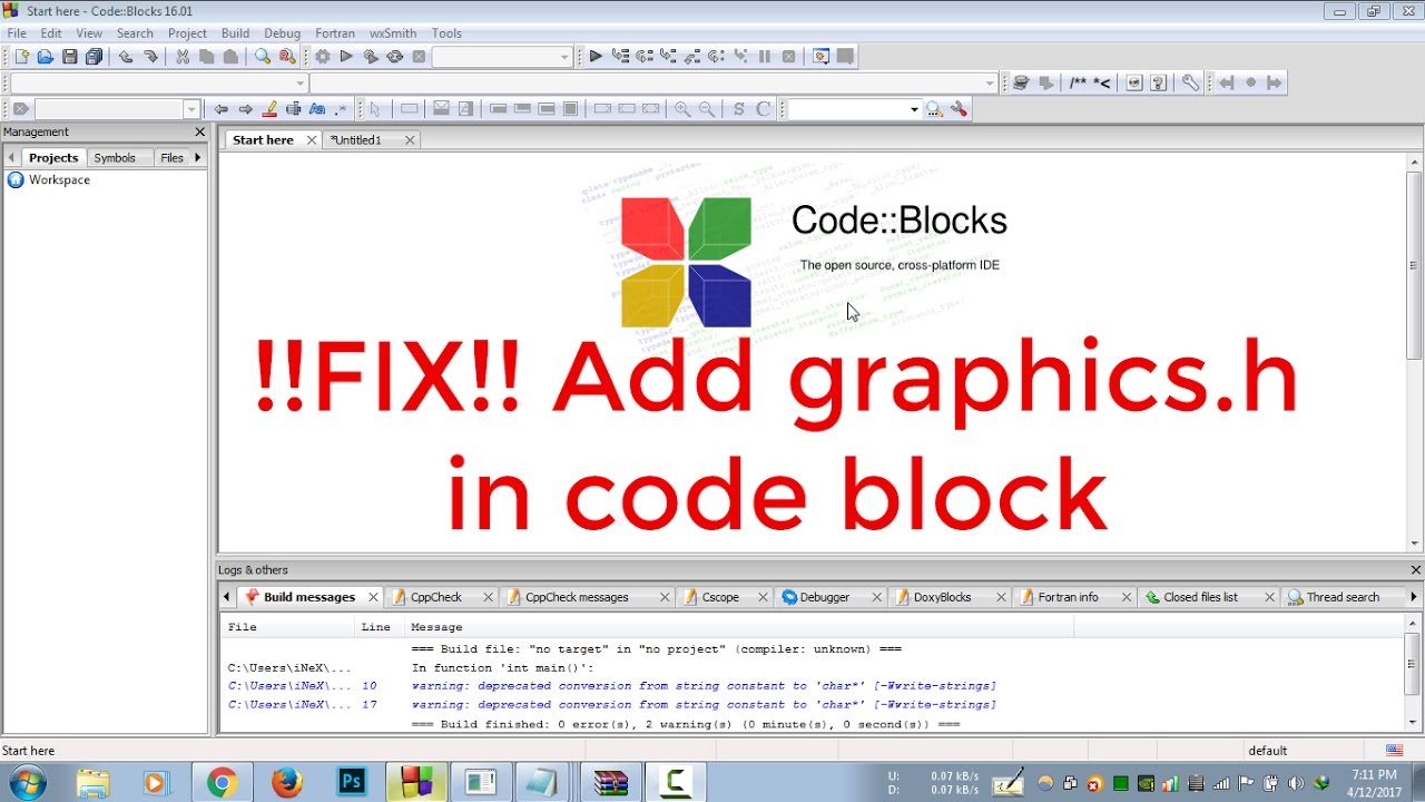 BLOCKS MINGW 10.05 EXE TÉLÉCHARGER CODE SETUP