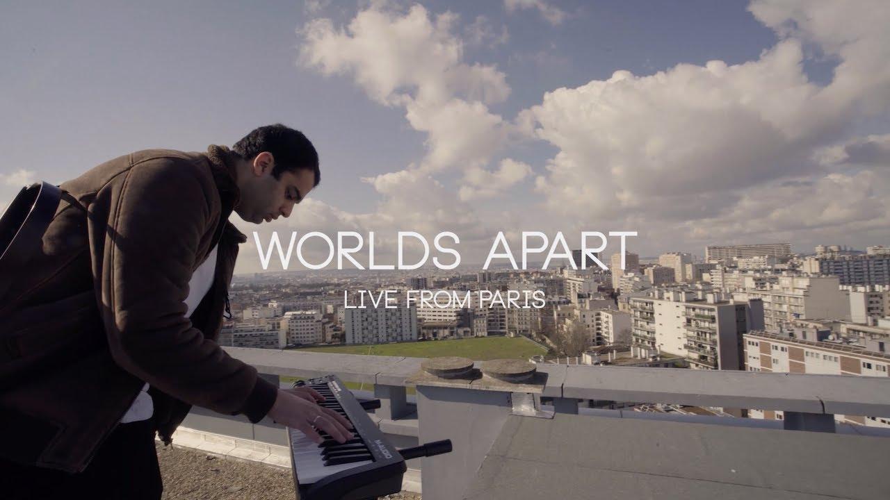 Ash - Worlds Apart (Live from Paris)