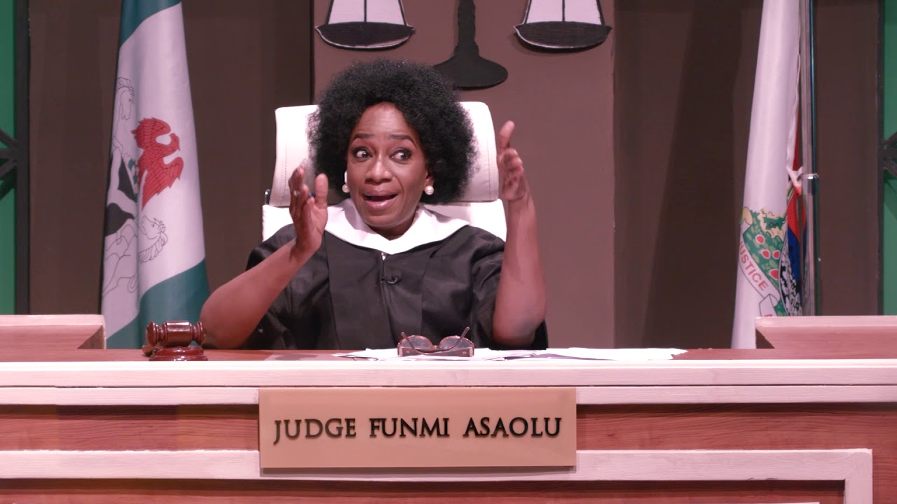 Download The Justice Court Episode 27: Nollywood in The Justice Court