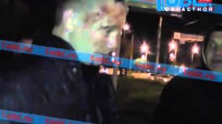 Авария с 5 пострадавшими в Челябинске попала на камеры видеонаблюдения(, 2013-05-23T04:46:27.000Z)