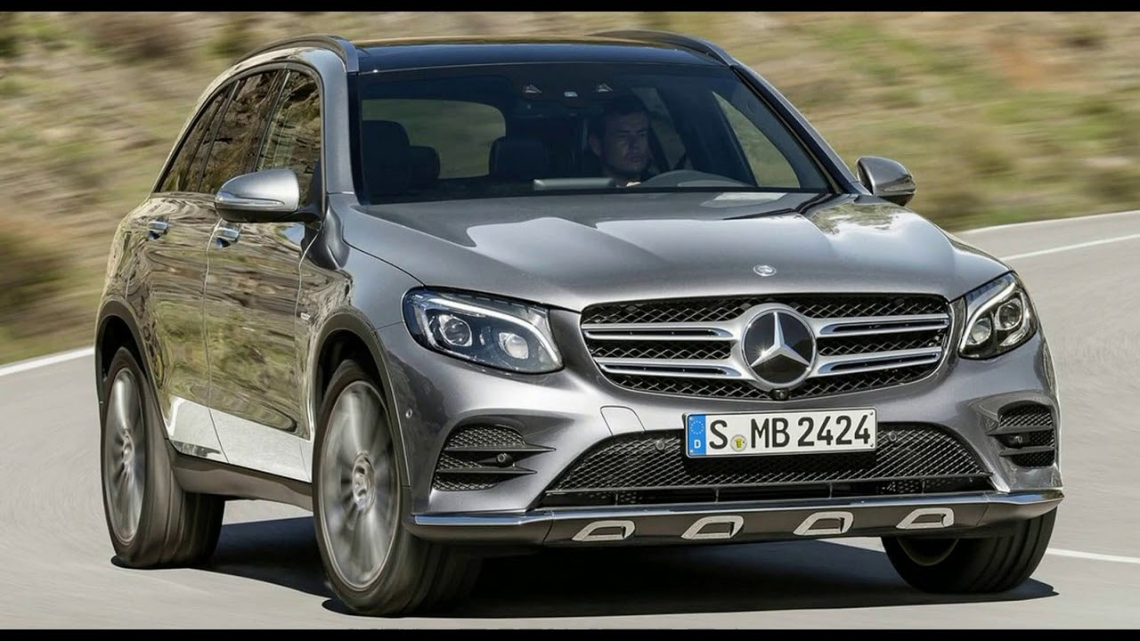 Cars Review Mercedes Glc 350e Phev Priced From 49990 In The U S
