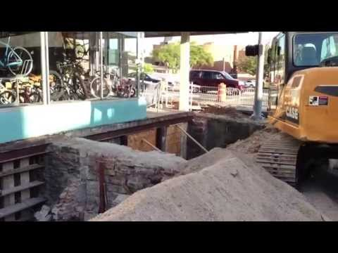Pueblo's Secret Underground... Exposed!!! (Raw Video Clip)