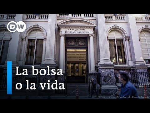 Argentina, entre el coronavirus y la crisis económica