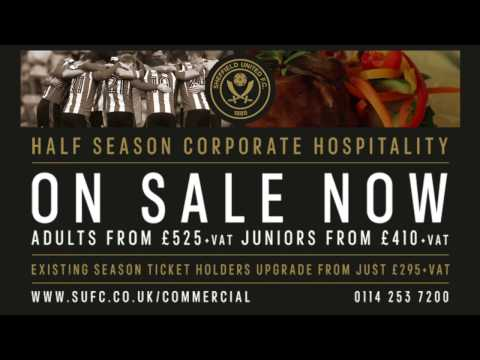 Corporate Half Season Tickets