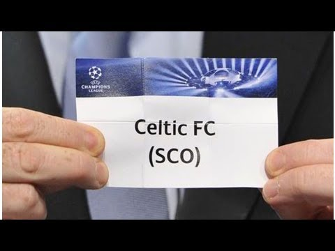 celtic discover champions league fate today youtube