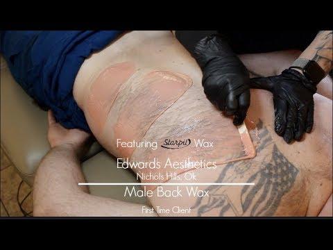 Edwards Aesthetics  Back Wax **PINK WAX**