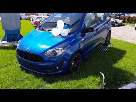 Ford ka 2020 1.5 automático preço e detalhes