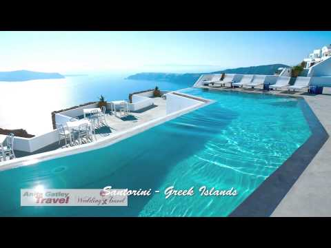 Santorini - Greek Islands - Anita Gatley travel review