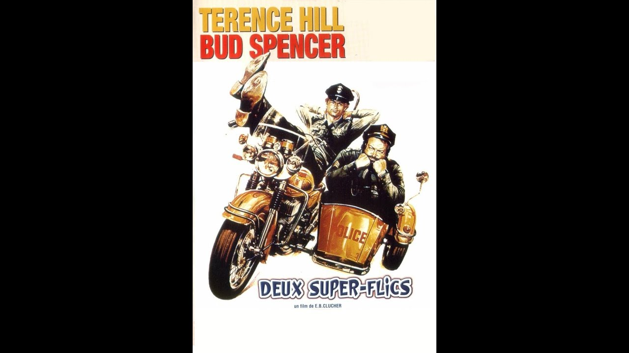 Filmes Bud Spencer E Terence Hill Dublado regarding deux super-flics 1976 - youtube