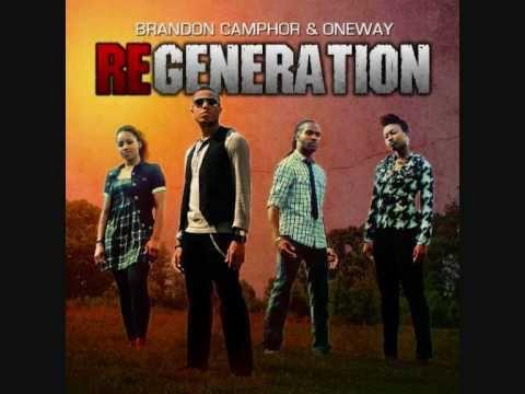 Brandon Camphor & One Way - Chasing