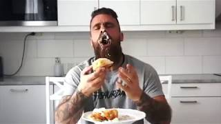 Daki Savic   HOW TO EAT A SEMLA