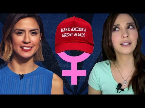 Silly Republican Women! | Francesca Newsbroke Response