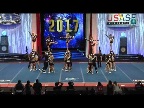 Vancouver All Stars (Canada) - Ice Out [2017 International Open Small Coed Level 6 Finals]
