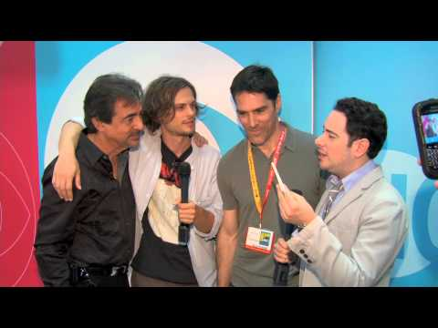 Thomas Gibson, Joe Mantegna and Matthew Gray Gubler spill 'Criminal Minds' secrets!