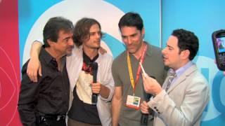 Thomas Gibson, Joe Mantegna and Matthew Gray Gubler spill 'Criminal Minds' secrets!