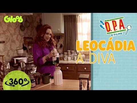 D.P.A.: Detetives do Prédio Azul  O Filme  Leocádia a Diva  Conteúdo 360º  Gloob
