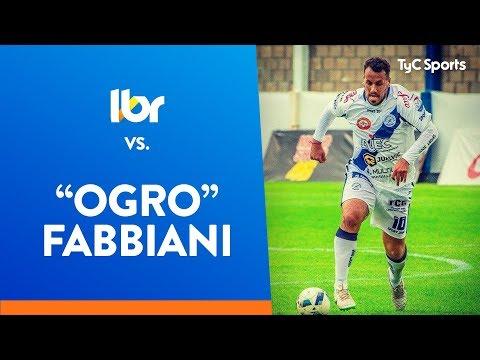 Líbero VS Cristian 'Ogro' Fabbiani