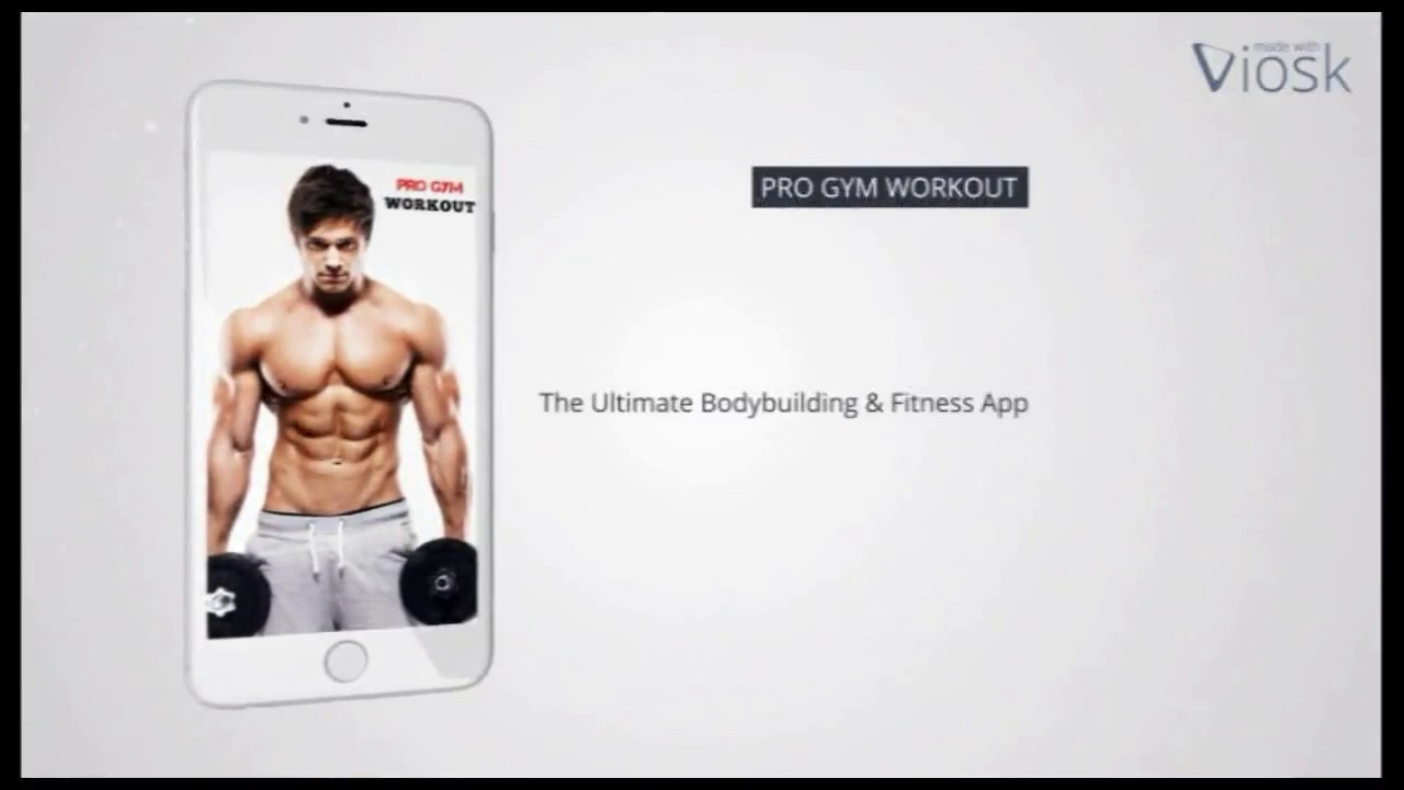 Pro Gym Workout- Fitness trainer and workout tracker  your person gym coach