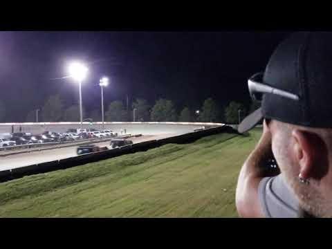 9-20-19 Beatrice Speedway Late Model Heat Cory Dumpert  parks it 🏁🏁