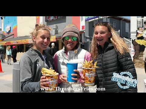 Thrashers French Fries - 30 Second Promo 2020