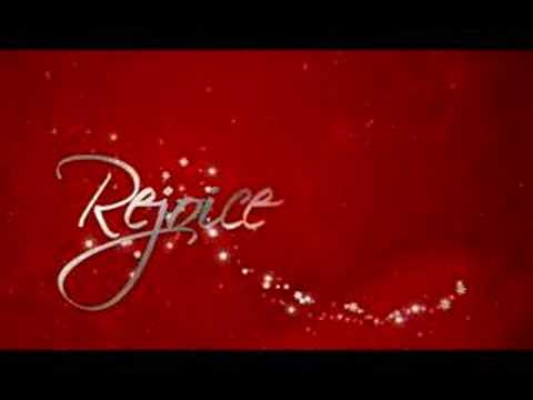 Rejoice - Christmas Graphic 2007 - YouTube