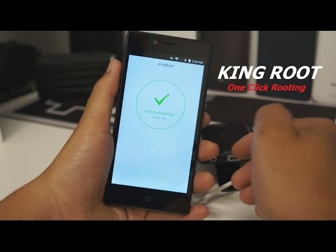 KINGROOT: How To One Click Root Your Phone