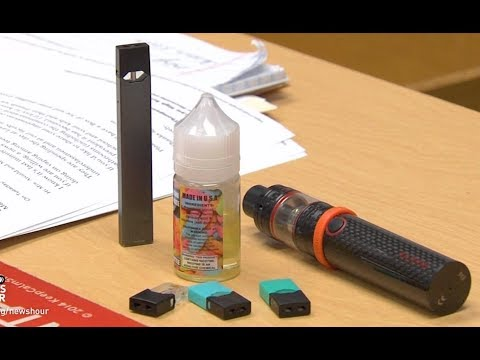 Educators worry students don't know vaping health risks