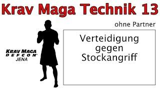 Krav Maga 2021 Technik 13