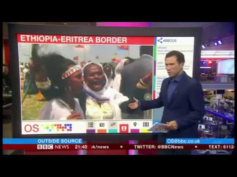 Some good news after 20 years (Ethiopia-Eritrea) - BBC News - 11th September 2018