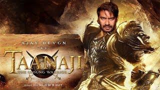 Taanaji -The  Warrior - Motion picture -Ajay Devgan