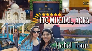 ITC Mughal Agra ITC Hotel Tour Room Tour Hotel Review Luxury Hotel Stay