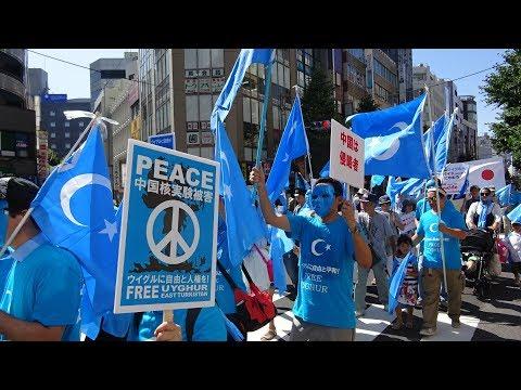 「ウイグル族の収容施設を閉鎖せよ」各国代表らが中国に迫る【国連人権理事会】 中国代表は反発