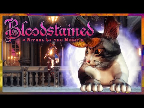 That's... That's A Cat. | Community Voted Game | Bloodstained: Ritual of the Night #3