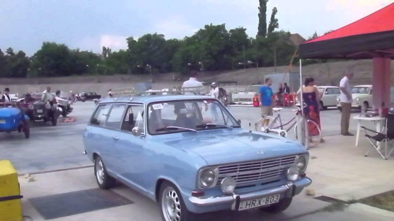 Opel kadett b caravan 1965 youtube sciox Choice Image