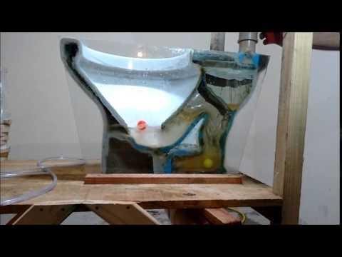 Como funciona um vaso sanit rio youtube for Funcionamiento de inodoro