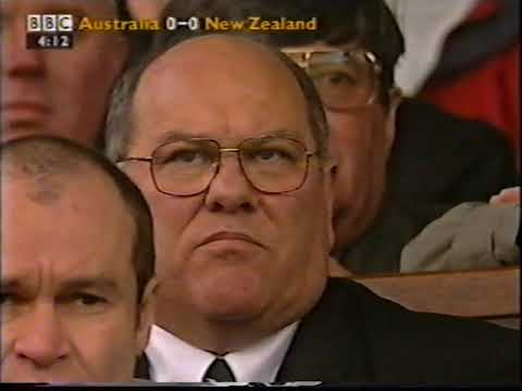 Rugby League World Cup Final 2000 Australia V New Zealand BBC Highlights Part 1/2