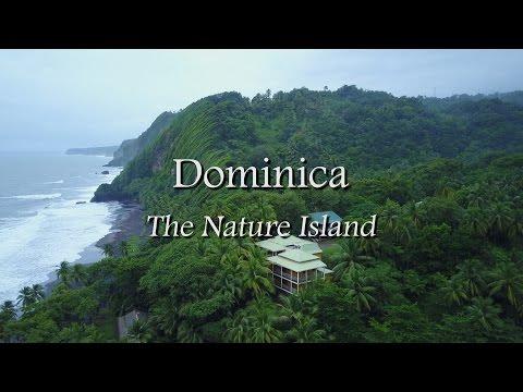 Dominica: The Nature Island (4K) (Mavic Pro)
