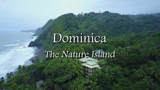 Dominica: The Nature Island (4K) (Mavic Pro)