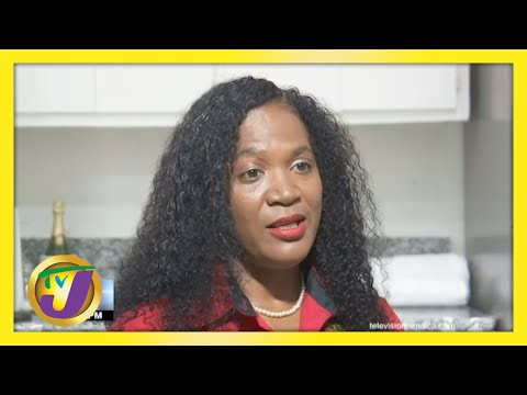 Jamaican Plants Changing Cosmetology in Jamaica   TVJ Business Day - May 2 2021