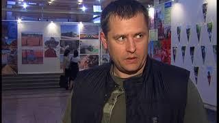 Выставка ''Номады 2010'', Борис Филатов, Днепр.