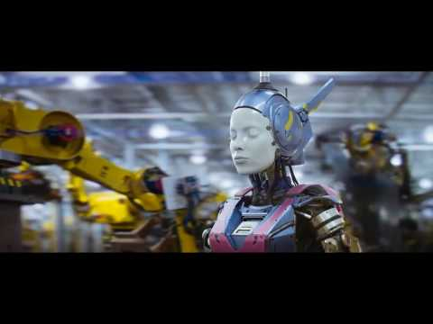 Chappie End (Spoilers)