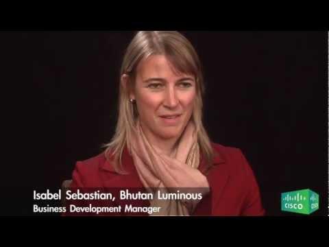 Isabel Sebastian Of Bhutan Luminous At BSR Conference 2012