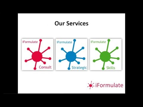 iFormulate introduces...Malcolm McKechnie on Open Innovation Across Sectors