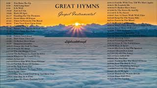 GREAT HYMNS INSTRUMENTAL MUSIC - You Raise Me Up For Praise & Worship by Lifebreakthrough